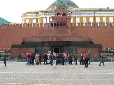 Гость столицы хлопотал за Ленина от имени сатаны