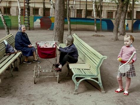 За 20 лет Москва не изменилась?