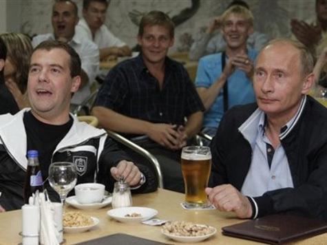 Путин – фанатам: «выпил три литра и успокоился»