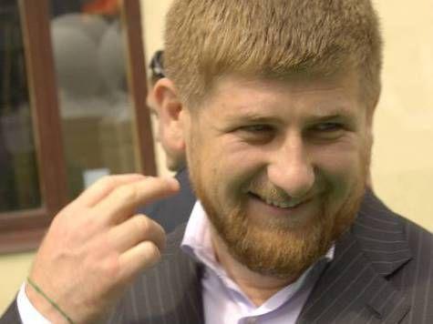 Кадыров поздравил Путина с удачной рыбалкой