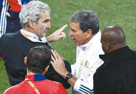 Новому тренеру сборной Франции придется разгребать завалы, оставленные Доменеком