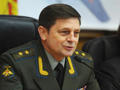 В Роскосмос приходит третий генерал