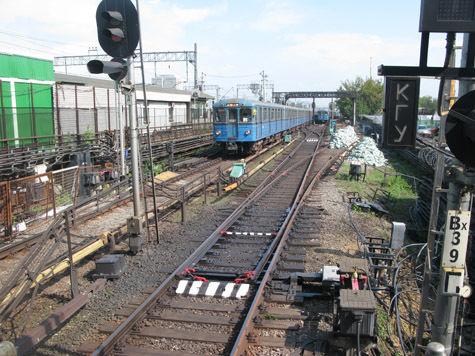 Поезда от