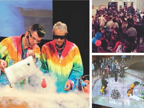 В Москве прошел «Фестиваль науки-2013»