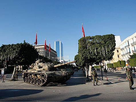 Наш корреспондент передает из Туниса