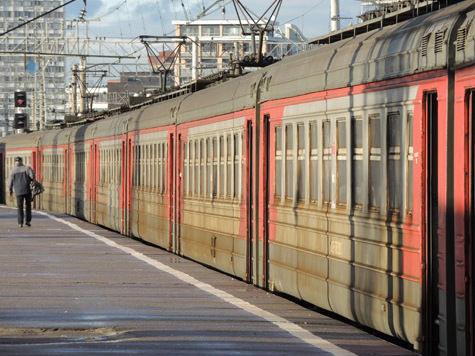 Министерство транспорта Подмосковья готовит претензии в связи со сбоем в движении электричек