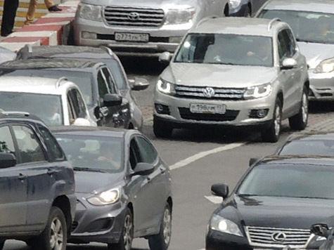Автомобилисты не будут задерживаться в Люберцах не по своей воле