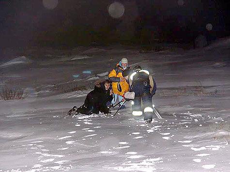 Студенты во льдах не мерзнут