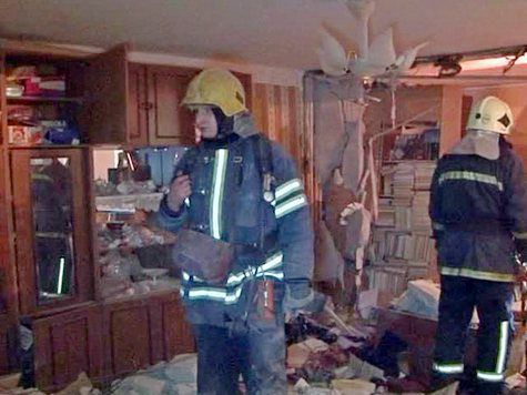 Квартиры взорвавшегося дома в Петербурге не пригодны для жилья