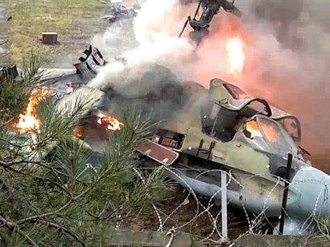 Пилоты разбившегося в Москве Ка-52 рассказали подробности происшествия