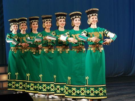 Марийской государственной филармонии имени Я. Эшпая исполнилось 75 лет