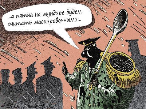 За внезапным «наездом» на министра обороны может стоять Сергей Иванов