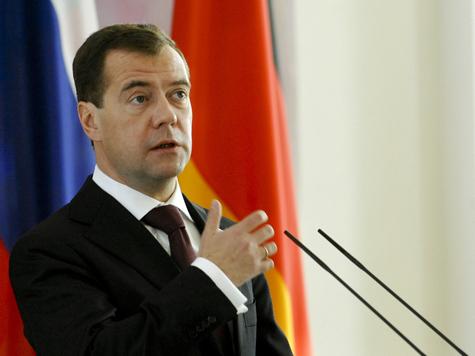 Медведев: «Системе нужно больше воздуха»