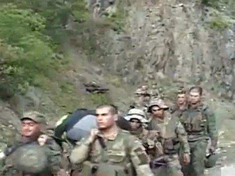 В Грузии эксгумировали трупы убитых в ходе спецоперации жителей Панкисского ущелья