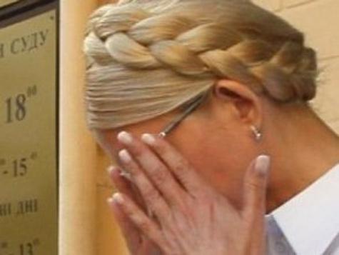 Тимошенко получит срок