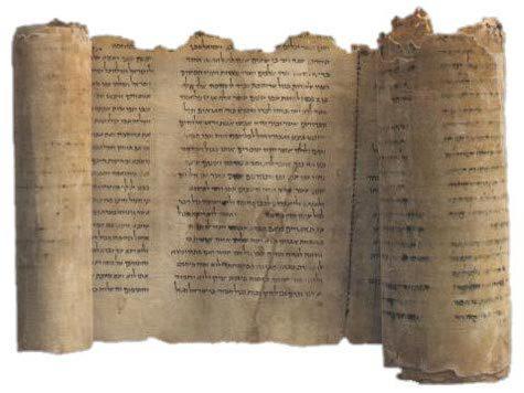 Разгадана тайна свитков Мертвого моря
