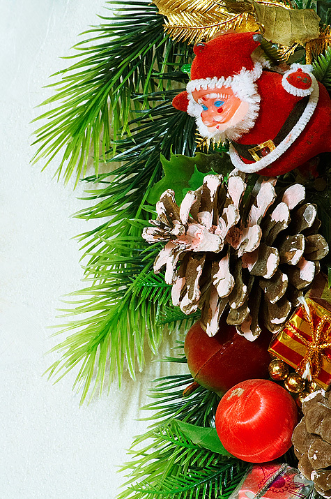 В Новом году актуальны украшения, сделанные своими руками
