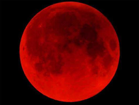 Самое длинное затмение Луны случится сегодня ночью