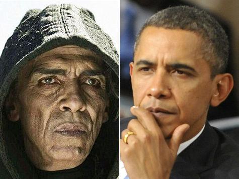 Марокканский актер, сыгравший Сатану, оказался очень похож на президента США