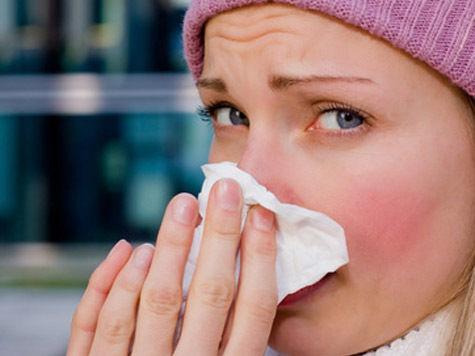 Роспотребнадзор: В Москве нет эпидемии гриппа и ОРВИ