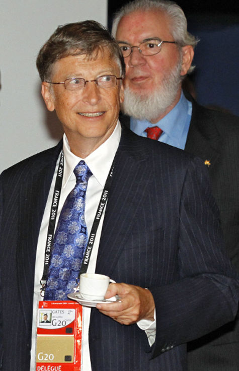 Билла Гейтса решили