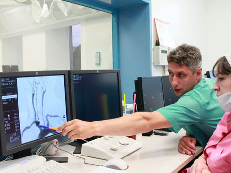 В Уфе начали проводить стентирование коронарной и сонной артерий