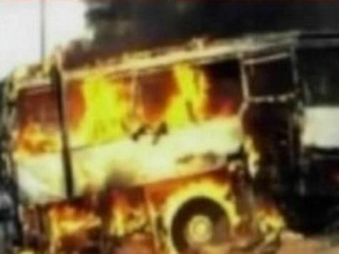 В Болгарии взорван автобус с израильскими туристами