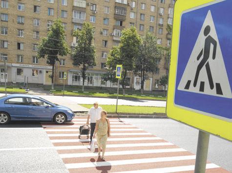 Столичные власти отложили реконструкцию Ленинского проспекта
