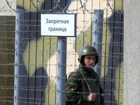 Неизвестный взорвал себя на российско-украинской границе