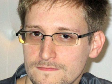 Сноуден пропал