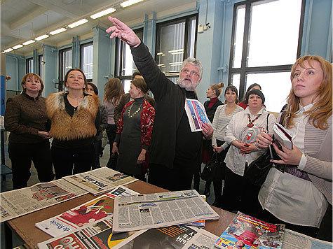Преподаватели журфака МГУ пришли в редакцию повышать квалификацию