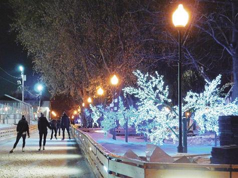 Зимой москвичей согреют парками