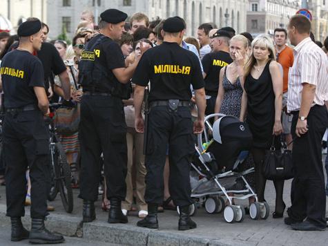 Белорусский интернет-бунт