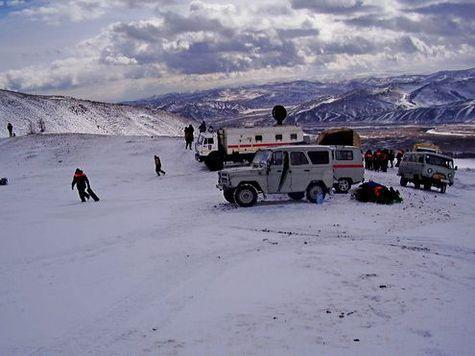 Из-под снега извлечены пятеро погибших