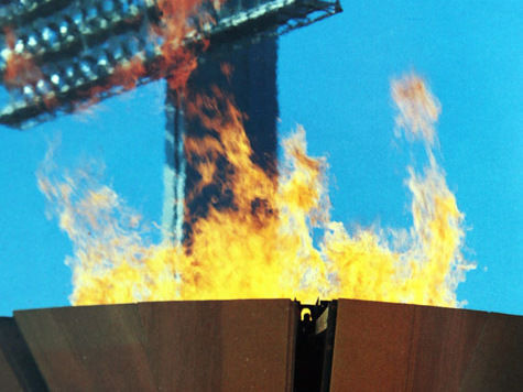 Москва встанет в пробках из-за Олимпийского огня