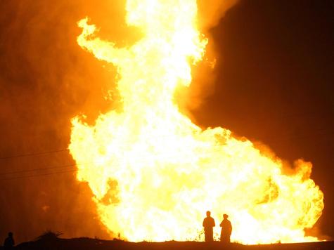 В Приморье взорвался склад с боеприпасами