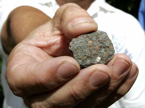 Метеориты будут ловить, как мух