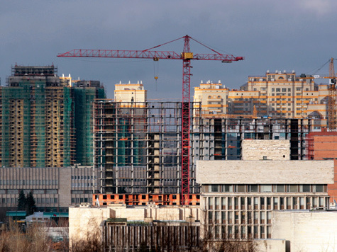 Москва решила вопрос с жильем для бывших военных