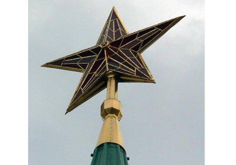 Ярче сиять будет рубиновая звезда на Боровицкой башне Кремля