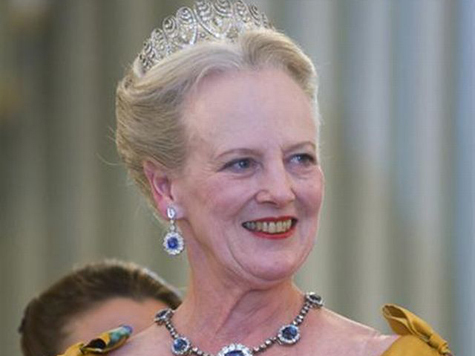 Королева Дании: 40 лет на троне