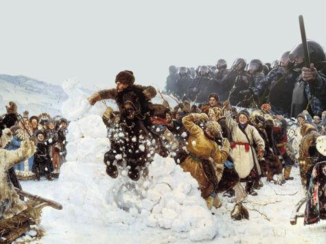 Снежный бунт
