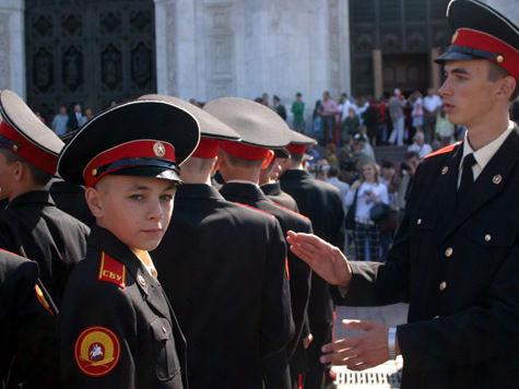 На Кавказе хотят возродить суворовское училище