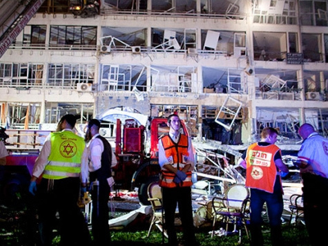Трагедия в израильской Нетании носит, видимо, техногенный характер