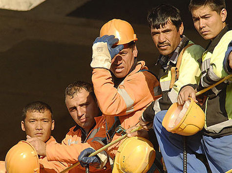Глава ФМС выступил против амнистии для нелегальных мигрантов