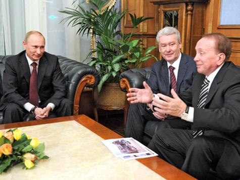 Путин сравнил КВН с КПСС