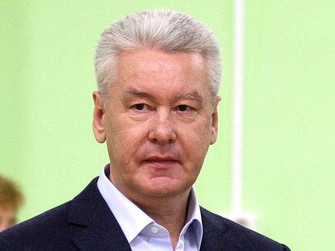 Собянин отправил в отставку все свое правительство