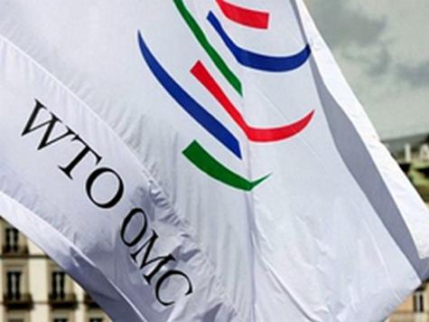 Путин ратифицировал договор о вступлении России в ВТО