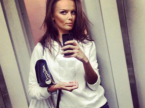 Убитая модель Юлия Прокопьева в последнее время конфликтовала с мужем