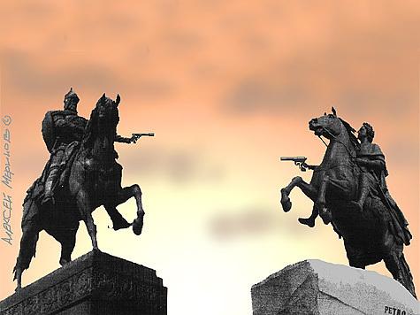 На сходке в Питере решат, кто будет править Москвой