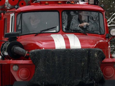 В МЧС появится пожарная машина для борьбы с наводнениями